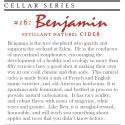 Picture of Benjamin (Cellar Series #16)