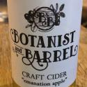 """Picture of Craft cider """"emanation apple"""""""