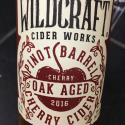 Picture of Pinot Barrel cherry cider