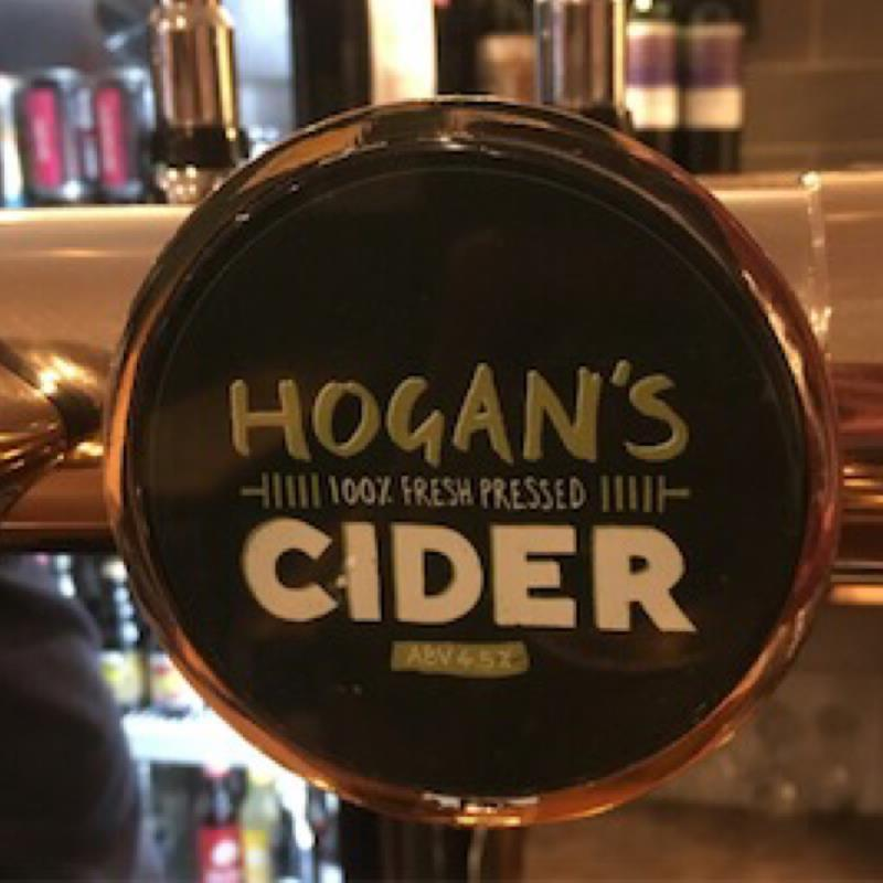 picture of Hogan's Cider 100% Fresh Pressed submitted by Judge