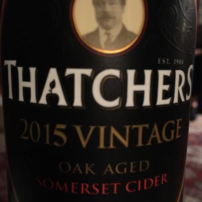 picture of Thatchers Cider Company 2015 Vintage submitted by OxfordFarmhouse