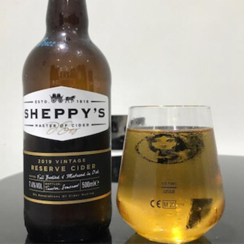 picture of Sheppy's 2019 Vintage Reserve submitted by Judge