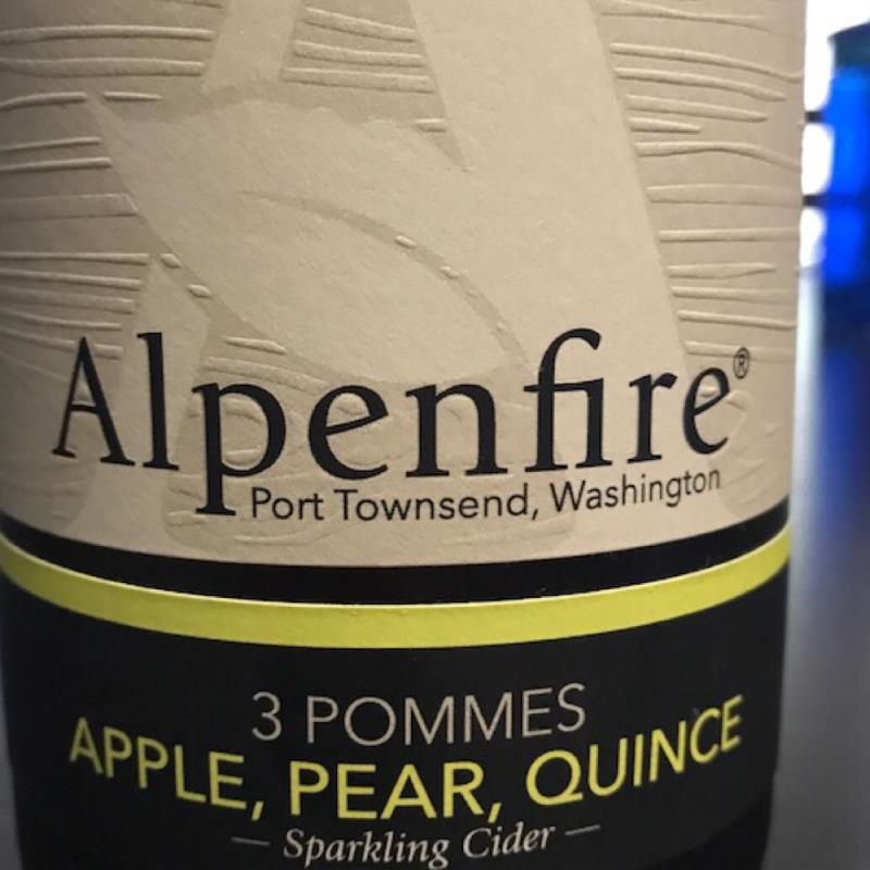 picture of Alpenfire Cider 3 Pommes submitted by KariB