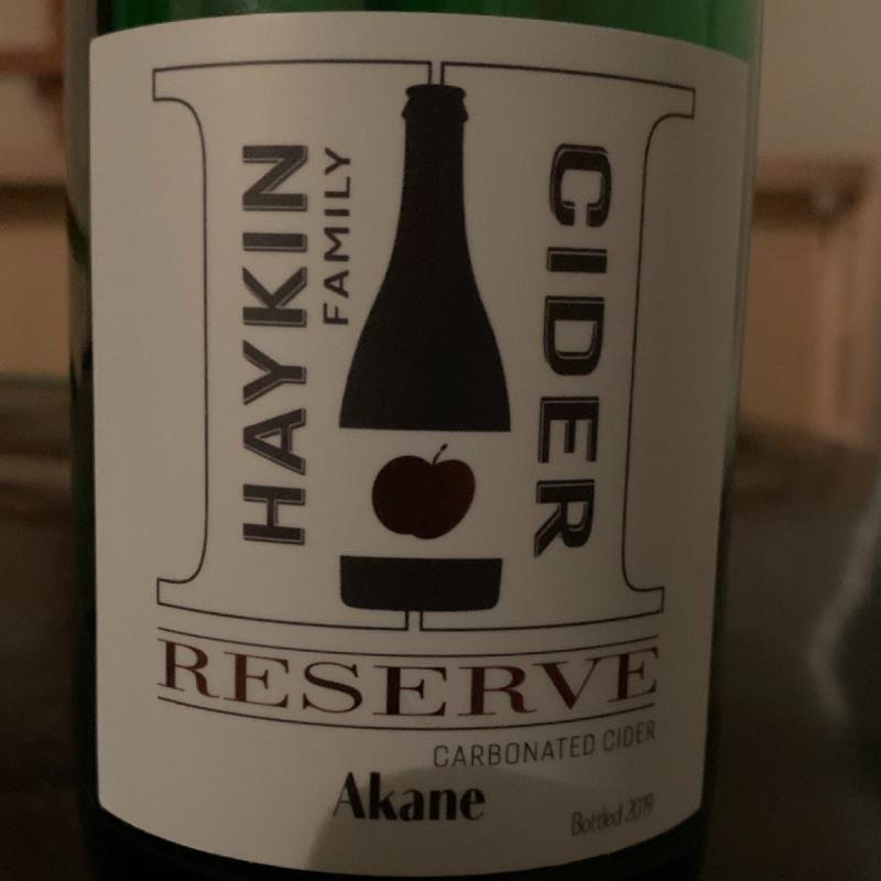 picture of Haykin Family Cider Akane submitted by KariB