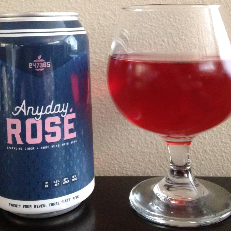 picture of Anyday Brands Anyday Rosé submitted by cidersays