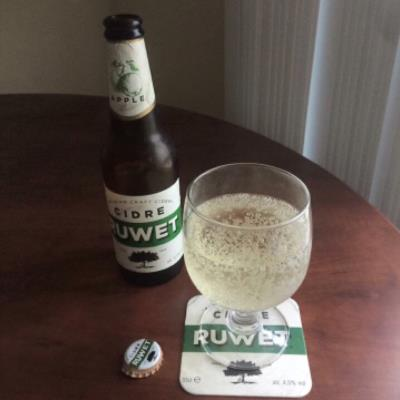 picture of Cidre Ruwet Apple submitted by Baptiste