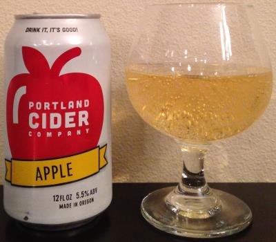 picture of Portland Cider Co. Apple submitted by cidersays