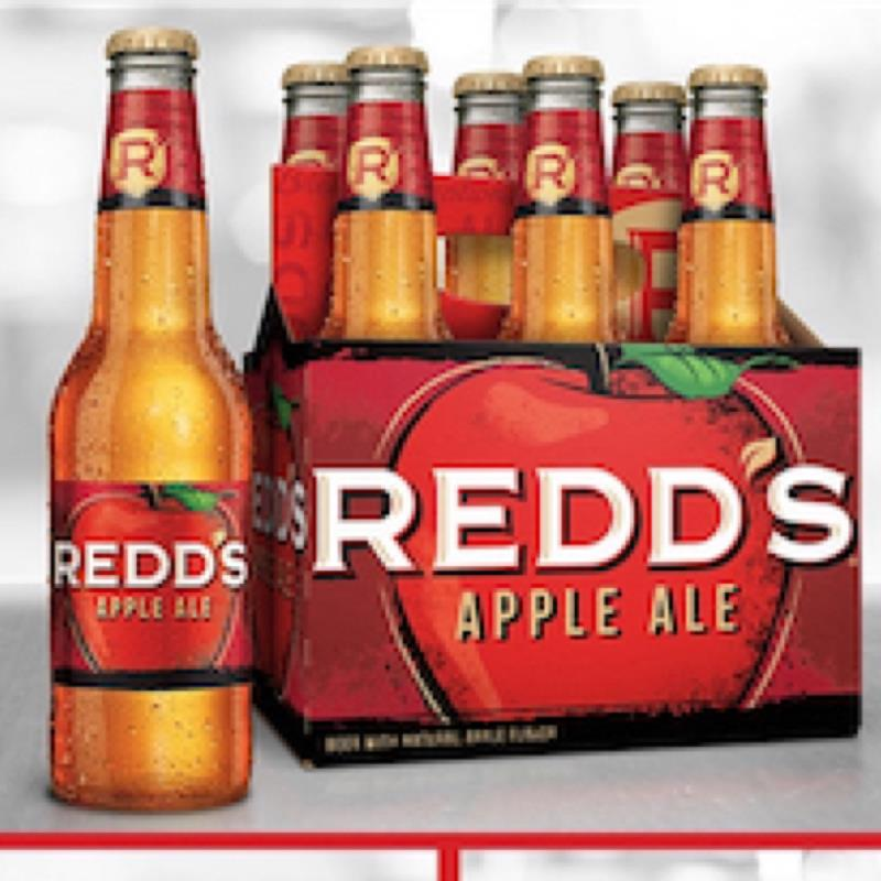 picture of Redd's Apple Apple Ale submitted by RachelHutchinson