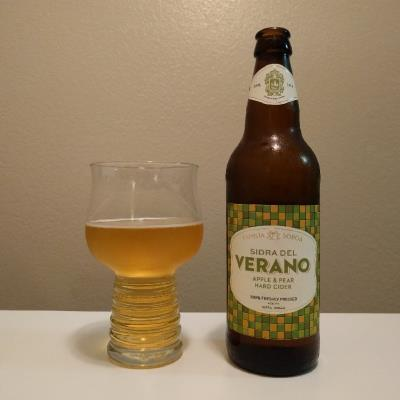picture of Sidra Del Verano Apple & Pear submitted by DoubleCider