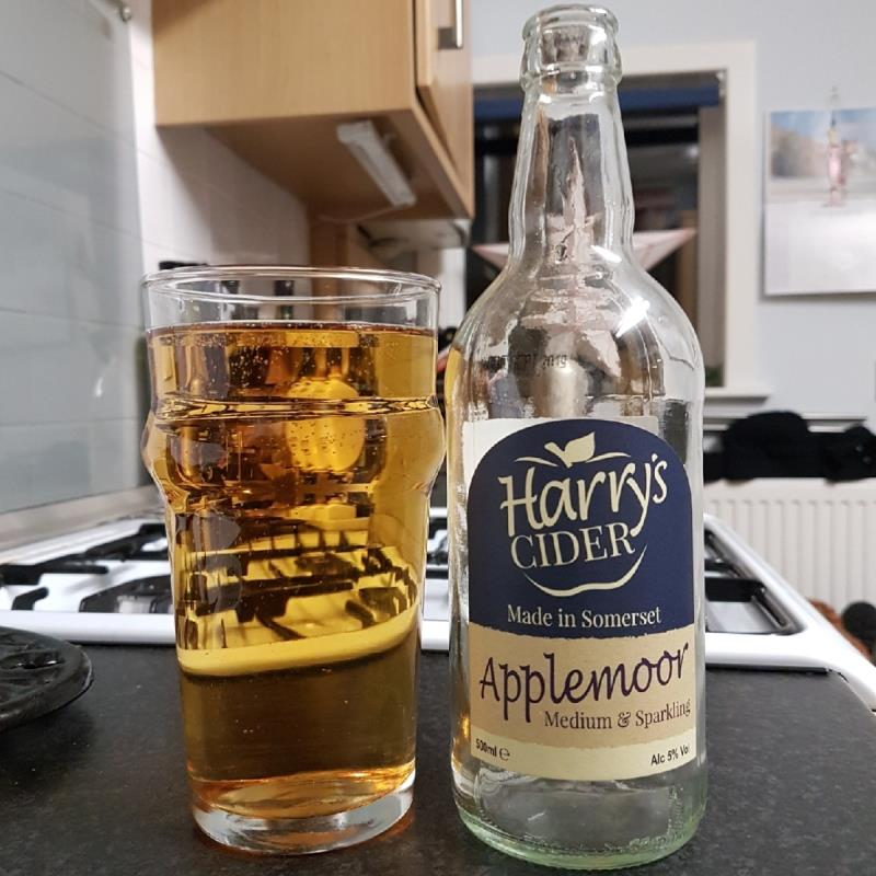 picture of Harry's Cider Applemoor submitted by BushWalker