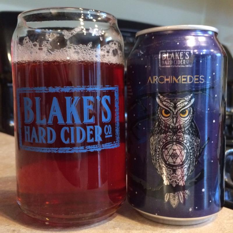 picture of Blake's Hard Cider Co. Archimedes submitted by Fro