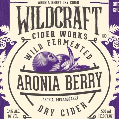 picture of Wildcraft Cider Works Aronia Berry Sour submitted by KariB