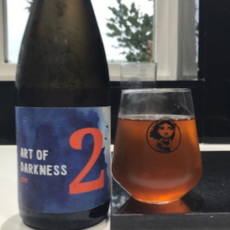 picture of Little Pomona Orchard & Cidery Art of Darkness 2017 2 submitted by Judge