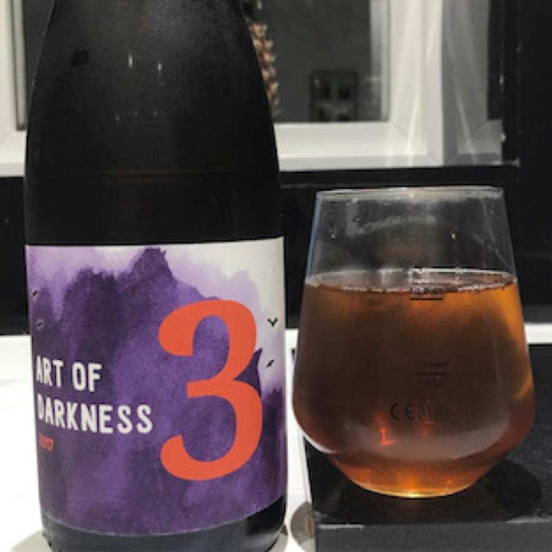 picture of Little Pomona Orchard & Cidery Art of Darkness 2017 3 submitted by Judge