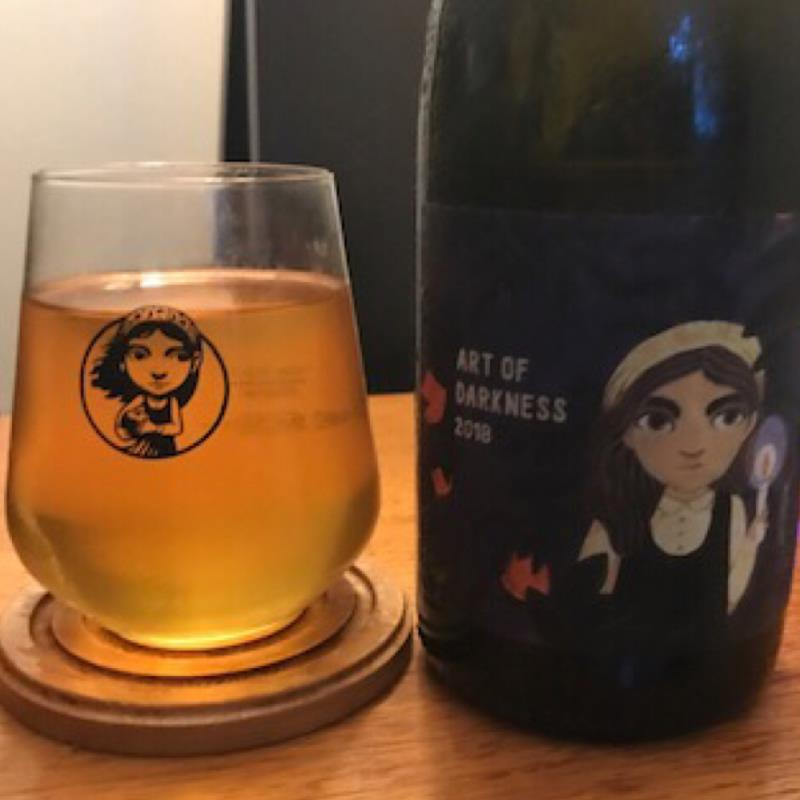picture of Little Pomona Orchard & Cidery Art of Darkness 2018 submitted by Judge