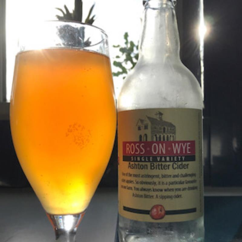 picture of Ross-on-Wye Cider & Perry Co Ashton Bitter Cider submitted by Judge