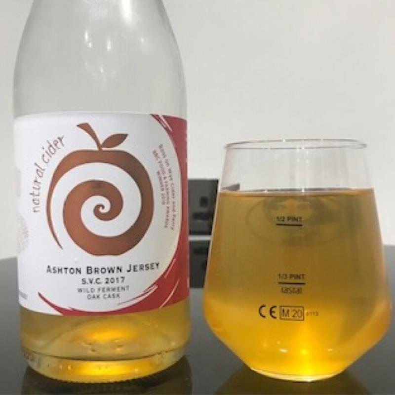picture of Ross-on-Wye Cider & Perry Co Ashton Brown Jersey S.V.C 2017 submitted by Judge