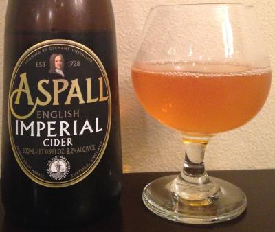 picture of Aspall Aspall English Imperial Cider submitted by cidersays