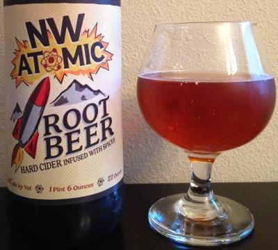picture of Elemental Atomic Root Beer submitted by cidersays