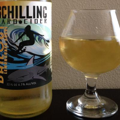 picture of Schilling Cider Bailout (Lemongrass Agave) submitted by cidersays