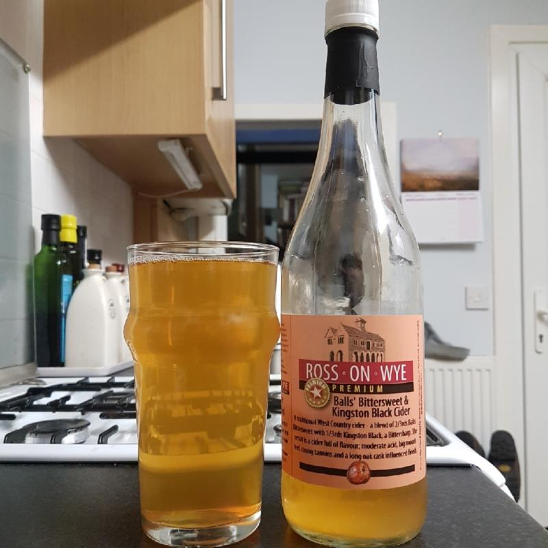 picture of Ross-on-Wye Cider & Perry Co Ball's Bittersweet & Kingston Black submitted by BushWalker