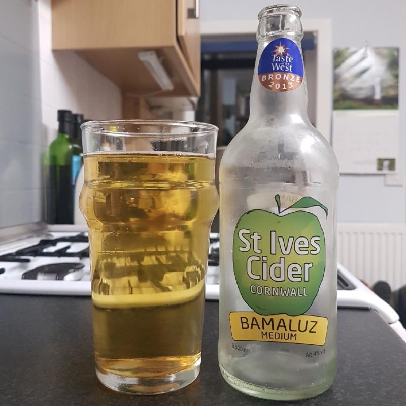 picture of St Ives Cider Bamaluz Medium submitted by BushWalker