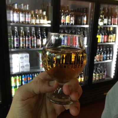 picture of Schilling Cider Barrel Aged Dry submitted by lizsavage
