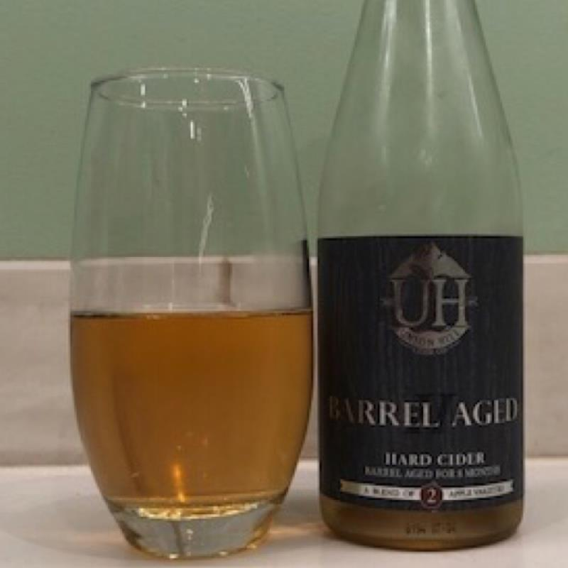 picture of Union Hill Cider Co. Barrel Aged II submitted by david