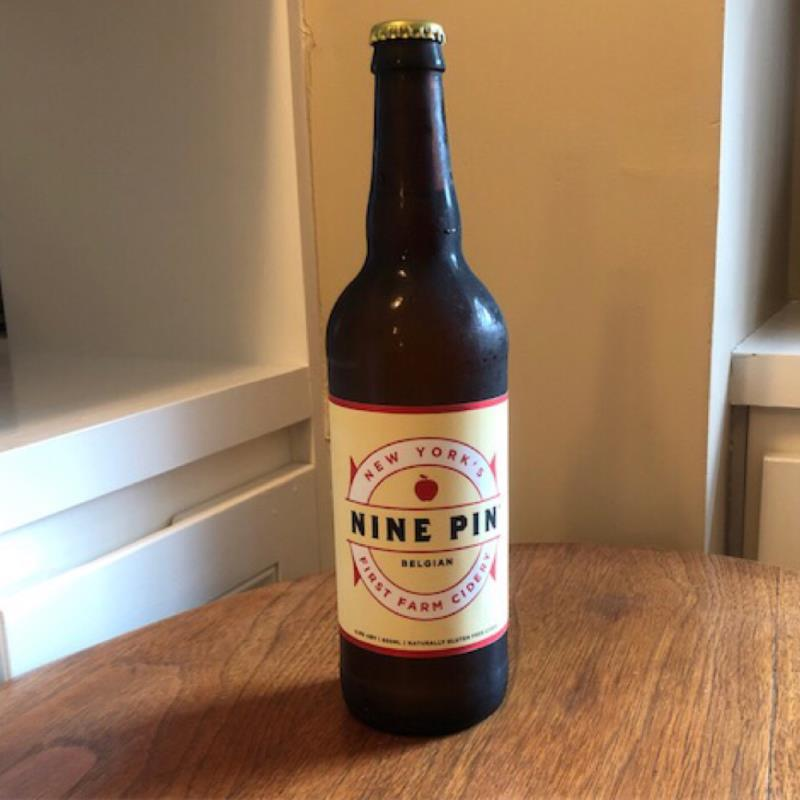 picture of Nine Pin Ciderworks Belgian submitted by Cideristas