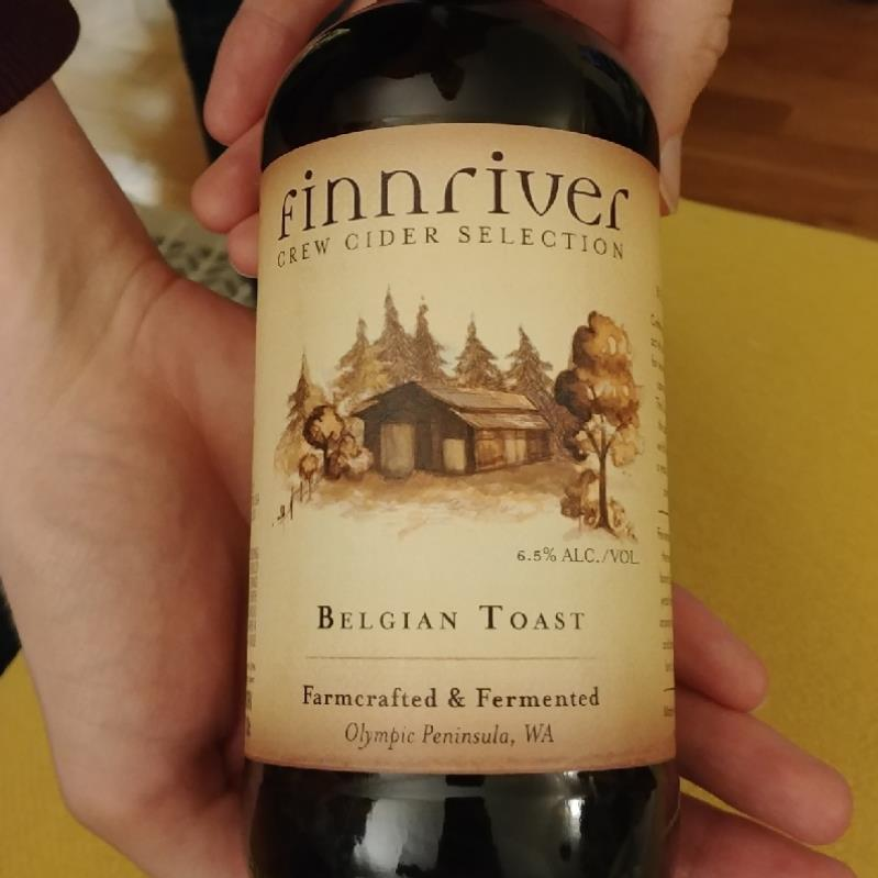 picture of Finnriver Cidery Belgian Toast submitted by Molkot