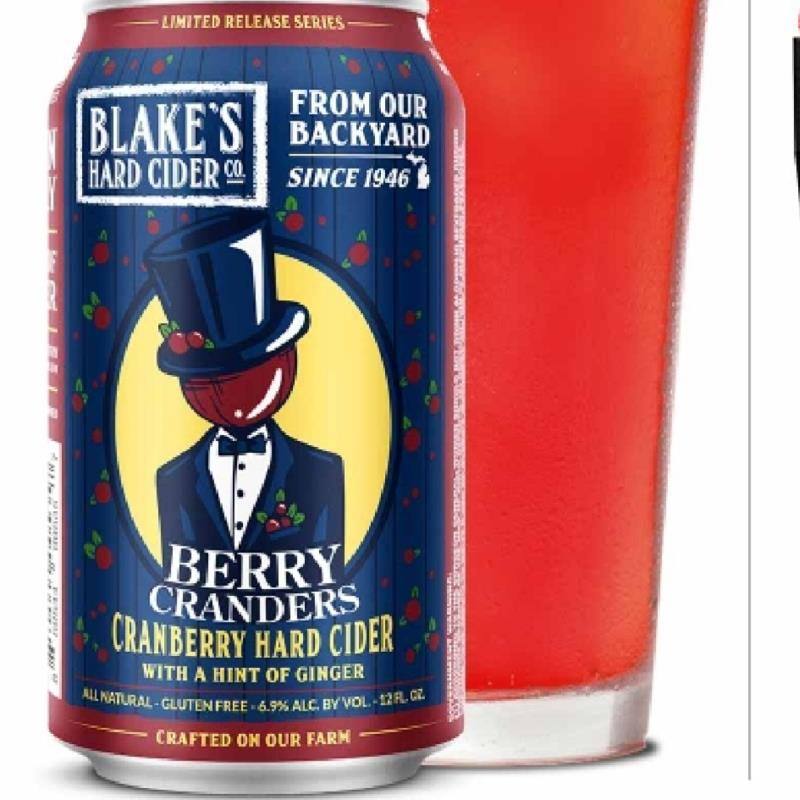 picture of Blake's Hard Cider Co. Berry Cranders submitted by Katya4me