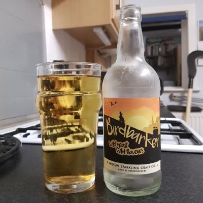 picture of Ross-on-Wye Cider & Perry Co Birdbarker submitted by BushWalker