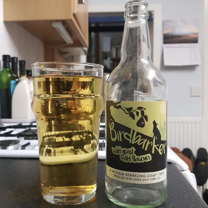 picture of Ross-on-Wye Cider & Perry Co Birdbarker Perry submitted by BushWalker