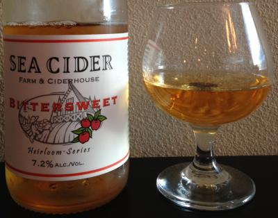 picture of Sea Cider Bittersweet submitted by cidersays