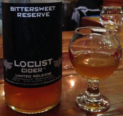 picture of Locust cider Bittersweet Reserve submitted by cidersays