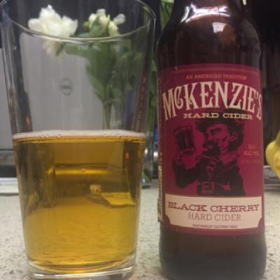picture of McKenzie's Hard Cider Black Cherry Hard Cider submitted by david