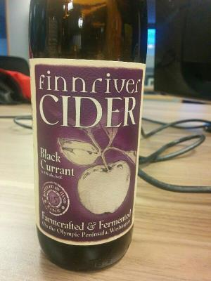 picture of Finnriver Cidery Black Currant submitted by andrewclee