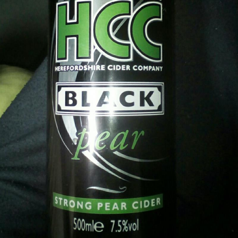 picture of Herefordshire Cider Company Black Pear submitted by pubgypsy