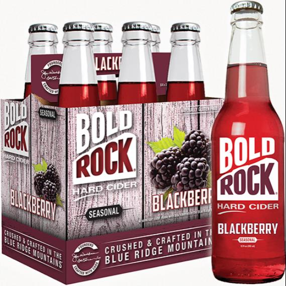 picture of Bold Rock Hard Cider Blackberry submitted by Jasonw