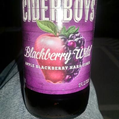 picture of Ciderboys Blackberry Wild submitted by ShawnFrank