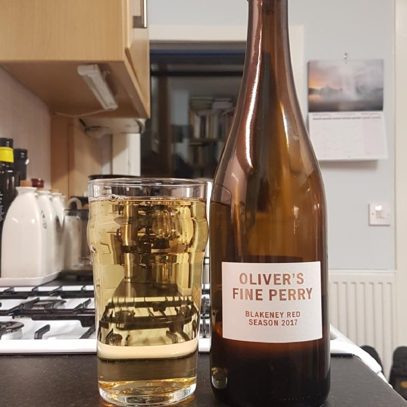 picture of Oliver's Cider and Perry Blakeney Red 2017 submitted by BushWalker
