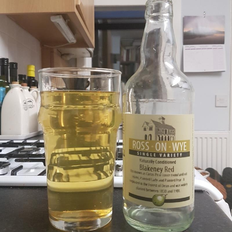 picture of Ross-on-Wye Cider & Perry Co Blakeney Red submitted by BushWalker