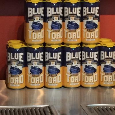 picture of Blue Toad Blonde submitted by amateurciderguy