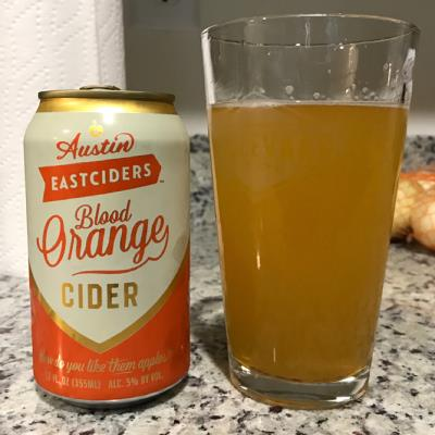 picture of Austin Eastciders Blood Orange submitted by noses