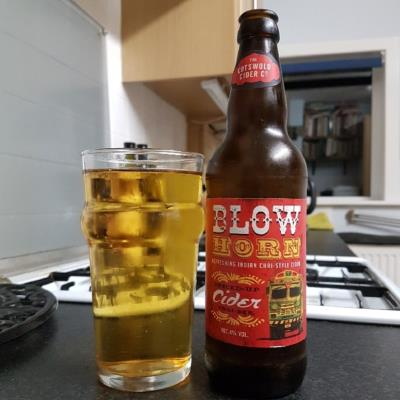 picture of The Cotswold Cider Co Blow Horn submitted by BushWalker