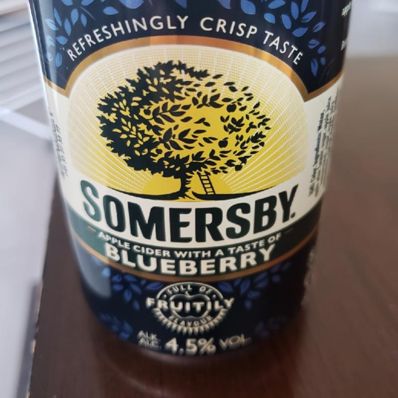 picture of Somersby Blueberry submitted by AlwaysTheVillian