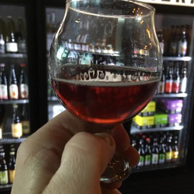 picture of Schilling Cider Blueberry Cherry Sour submitted by lizsavage