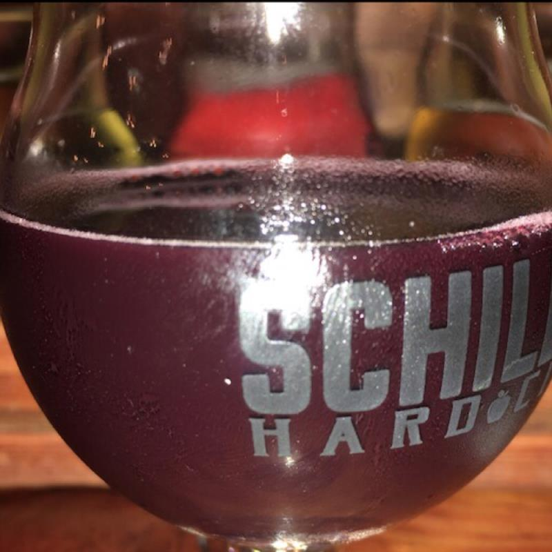 picture of Schilling Cider Blueberry Sour submitted by kiyose