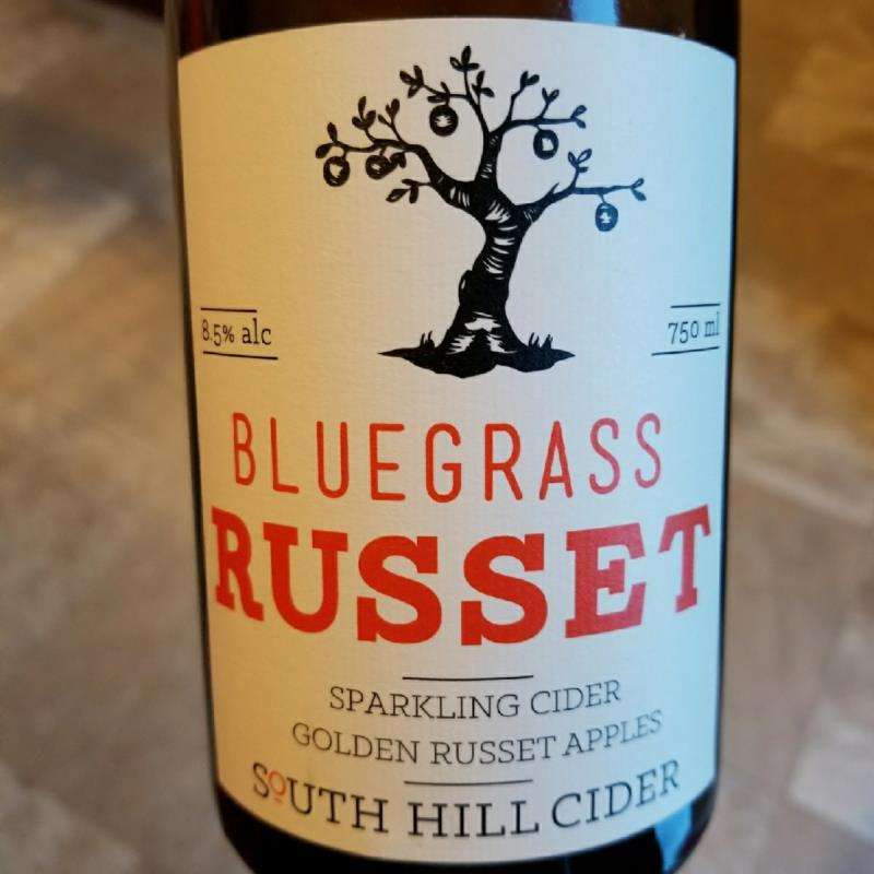 picture of South Hill Cider Bluegrass Russet submitted by CiderTable