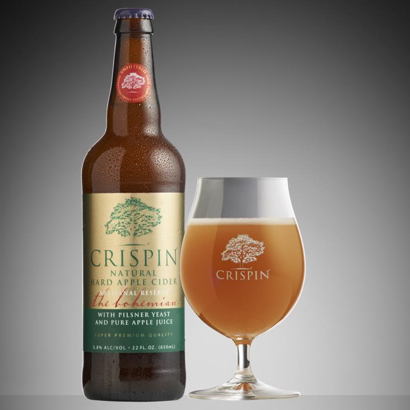 picture of Crispin Cider Company Bohemian submitted by KariB
